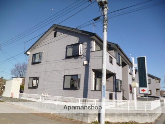 群馬県邑楽郡大泉町の築19年 2階建の賃貸アパート