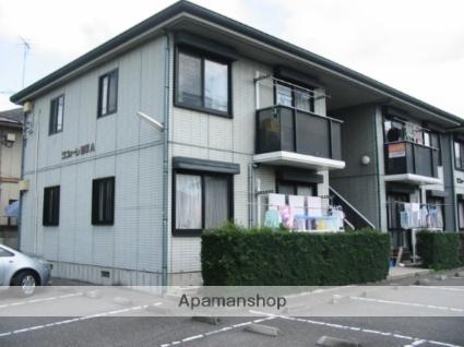 栃木県足利市若草町[3DK/50.78m2]の外観1