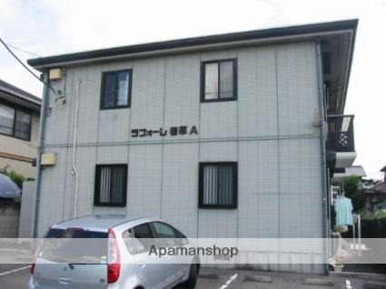 栃木県足利市若草町[3DK/50.78m2]の外観2