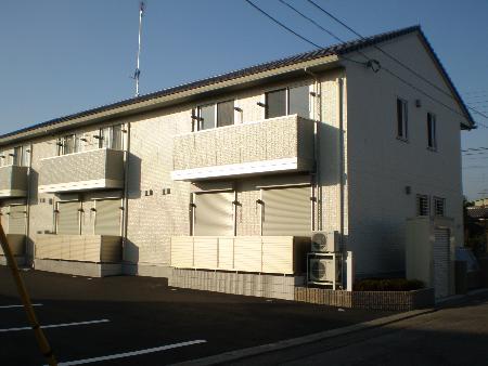群馬県太田市、太田駅徒歩14分の築7年 2階建の賃貸アパート