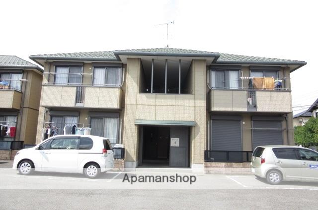 群馬県太田市、治良門橋駅徒歩10分の築14年 2階建の賃貸アパート