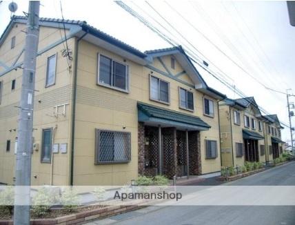 群馬県太田市、細谷駅徒歩25分の築12年 2階建の賃貸アパート