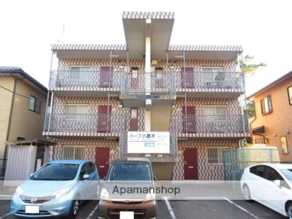 群馬県太田市、太田駅徒歩15分の築19年 3階建の賃貸マンション