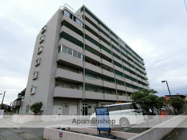 群馬県太田市、太田駅徒歩20分の築24年 9階建の賃貸マンション