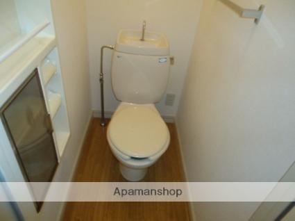 栃木県足利市山下町[3DK/50.78m2]のトイレ