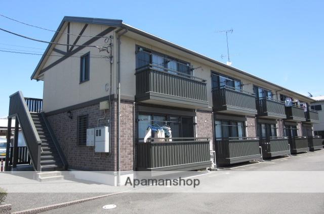 群馬県太田市、細谷駅徒歩19分の築10年 2階建の賃貸アパート