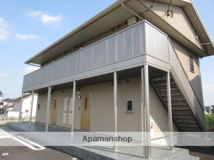 群馬県太田市、太田駅徒歩45分の築2年 2階建の賃貸アパート
