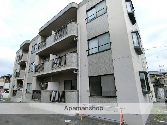 群馬県太田市の築19年 3階建の賃貸マンション