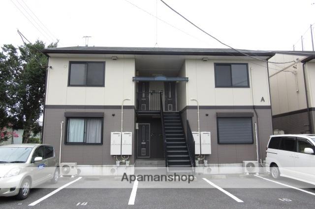 群馬県太田市、細谷駅徒歩27分の築20年 2階建の賃貸アパート