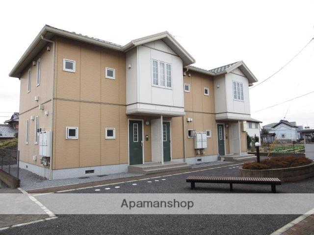 群馬県太田市の築11年 2階建の賃貸アパート