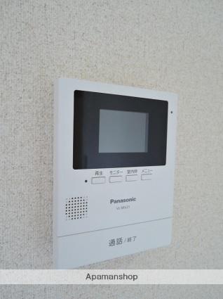 栃木県足利市山下町[3DK/50.78m2]のセキュリティ