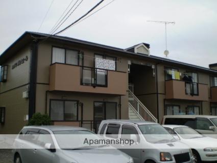 群馬県太田市、野州山辺駅徒歩25分の築24年 2階建の賃貸アパート