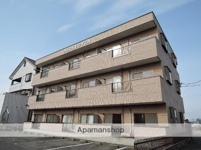 群馬県太田市、世良田駅徒歩67分の築16年 3階建の賃貸マンション