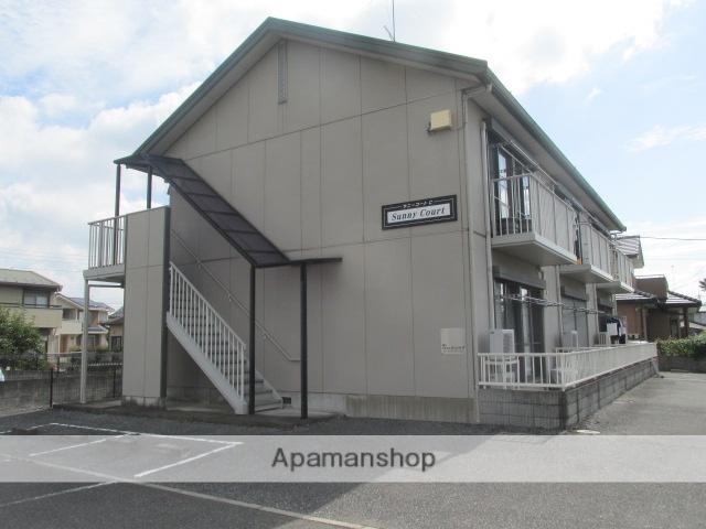 群馬県太田市の築16年 2階建の賃貸アパート