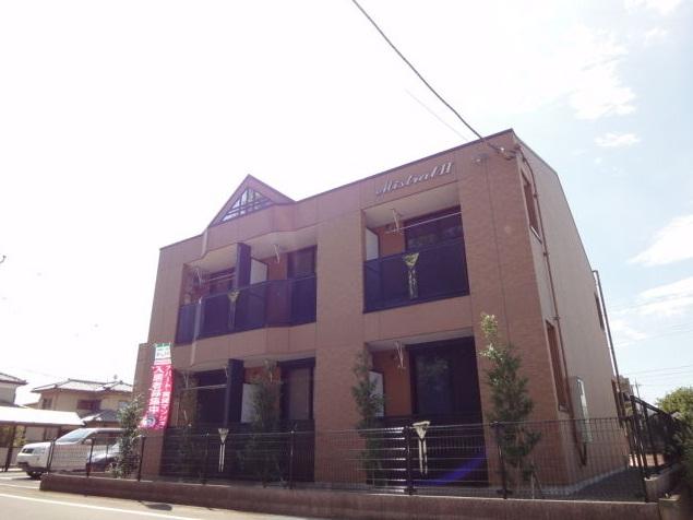 群馬県太田市、太田駅徒歩61分の築9年 2階建の賃貸アパート