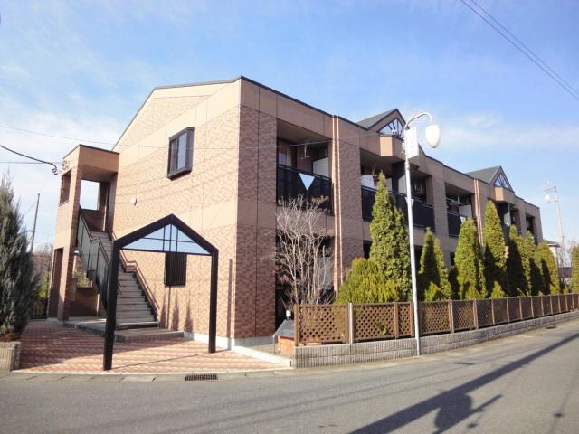群馬県太田市、韮川駅徒歩8分の築10年 2階建の賃貸アパート