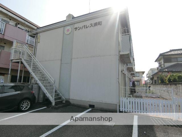 群馬県太田市、太田駅徒歩6分の築26年 2階建の賃貸アパート