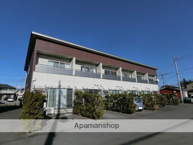 群馬県太田市、細谷駅徒歩18分の築10年 2階建の賃貸アパート