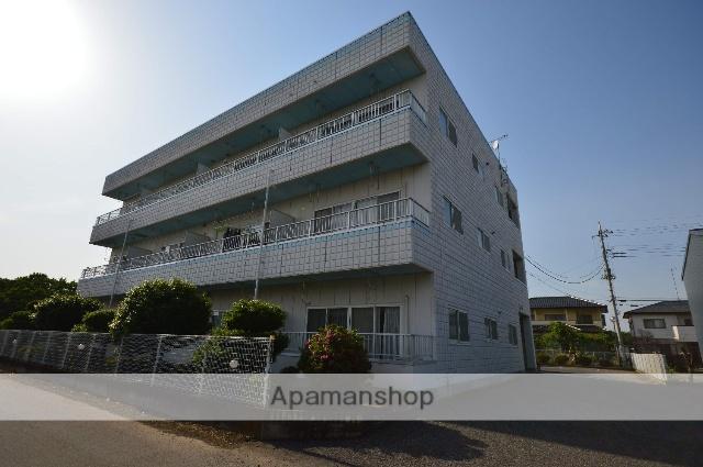群馬県太田市、藪塚駅徒歩28分の築21年 3階建の賃貸マンション