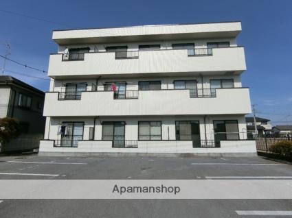 群馬県太田市、太田駅徒歩39分の築20年 3階建の賃貸アパート