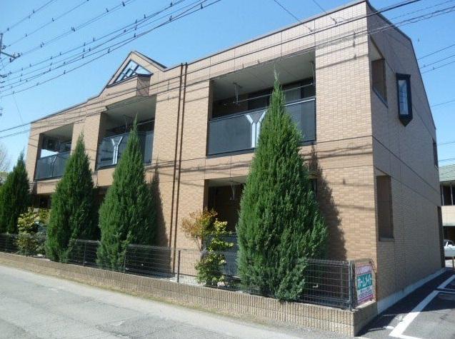 群馬県館林市、館林駅徒歩21分の築10年 2階建の賃貸アパート