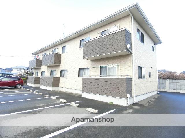 群馬県太田市、韮川駅徒歩28分の築8年 2階建の賃貸アパート