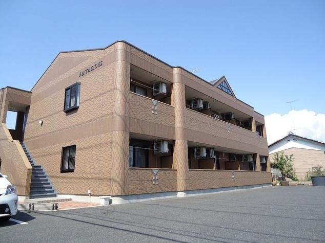 群馬県太田市、韮川駅徒歩8分の築8年 2階建の賃貸アパート