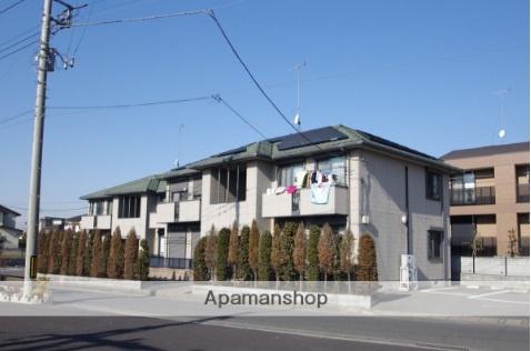 群馬県邑楽郡邑楽町、本中野駅徒歩4分の築14年 2階建の賃貸アパート