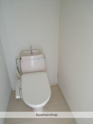 栃木県足利市若草町[3DK/50.78m2]のトイレ