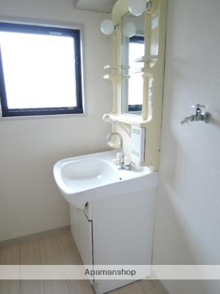 栃木県足利市若草町[3DK/50.78m2]の洗面所