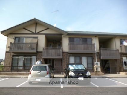 群馬県邑楽郡大泉町、西小泉駅徒歩26分の築8年 2階建の賃貸アパート