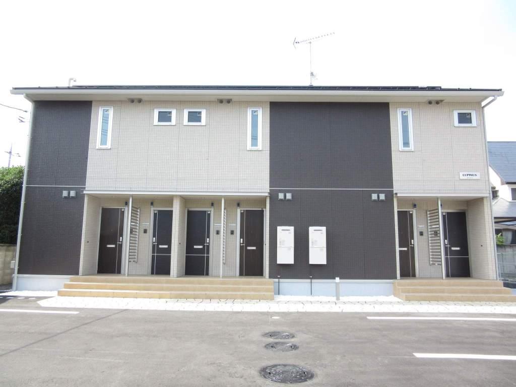 群馬県邑楽郡大泉町の新築 2階建の賃貸アパート