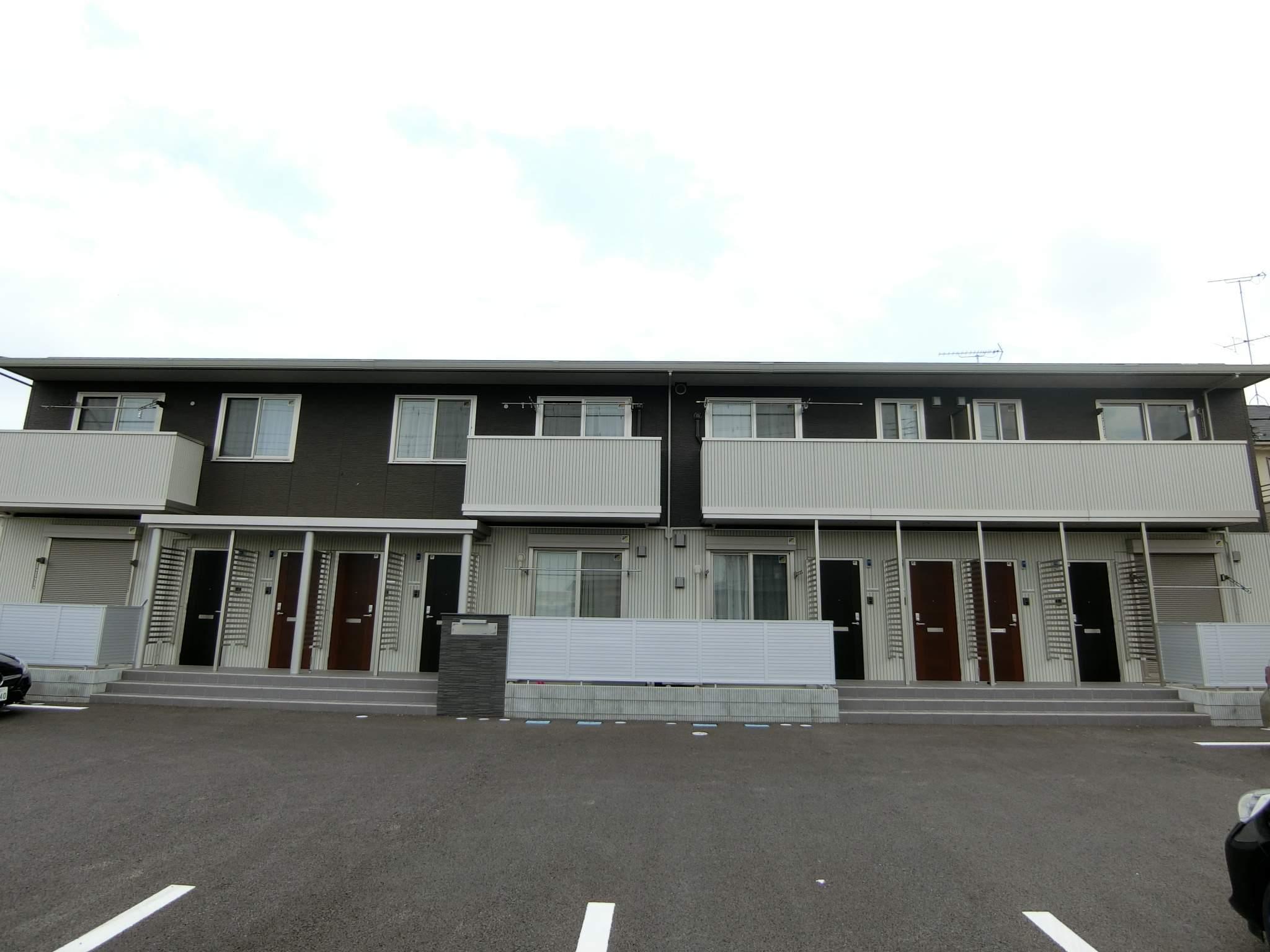 群馬県館林市、館林駅徒歩39分の築1年 2階建の賃貸アパート