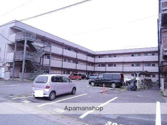 群馬県太田市、太田駅徒歩30分の築23年 3階建の賃貸マンション