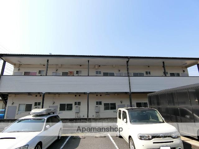 群馬県太田市、太田駅徒歩14分の築25年 2階建の賃貸アパート