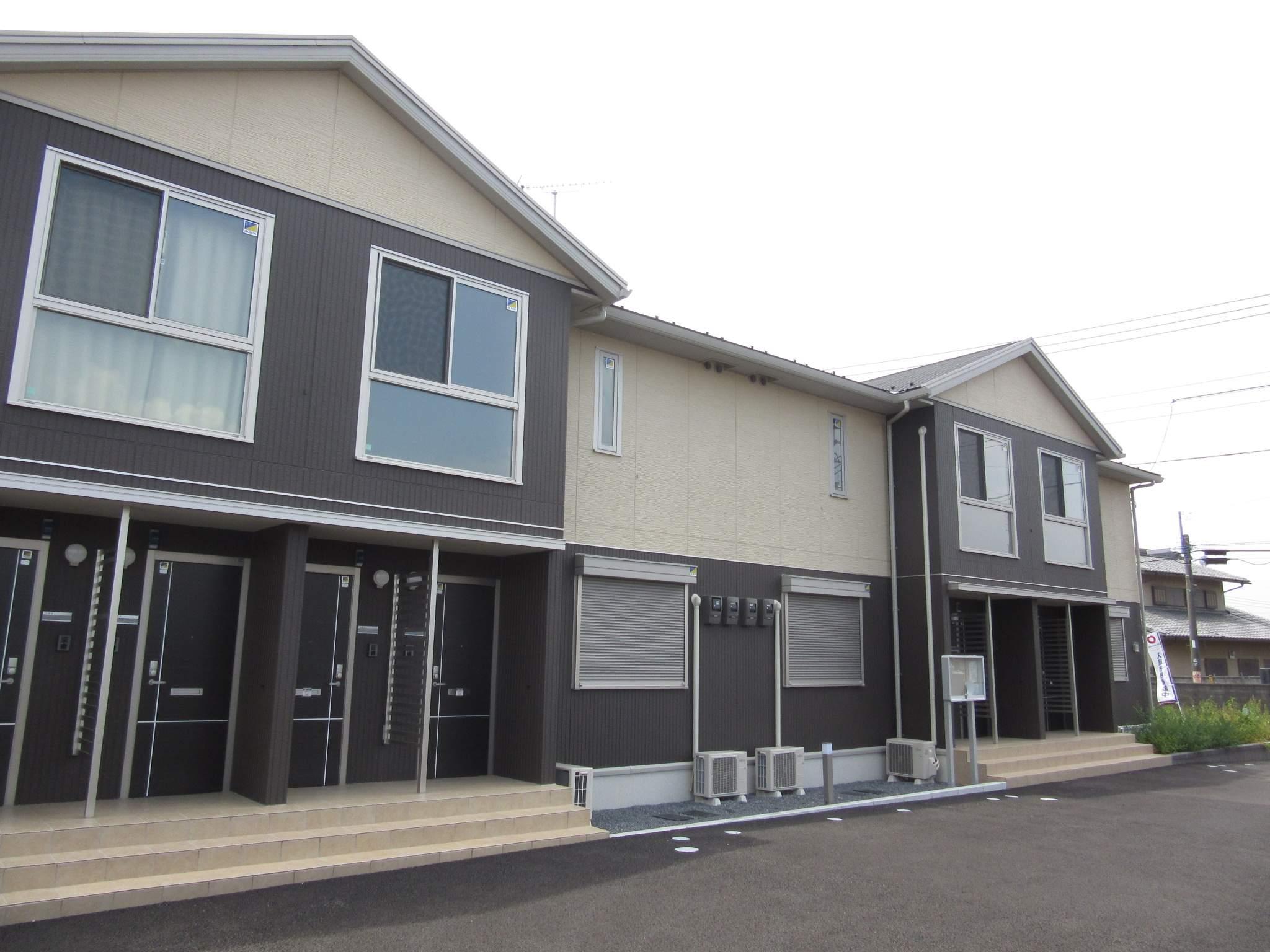 群馬県太田市、木崎駅徒歩20分の新築 2階建の賃貸アパート
