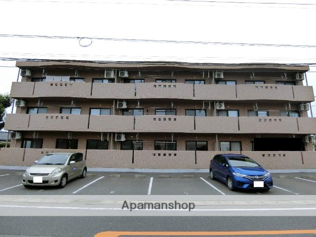 群馬県館林市の築9年 3階建の賃貸マンション