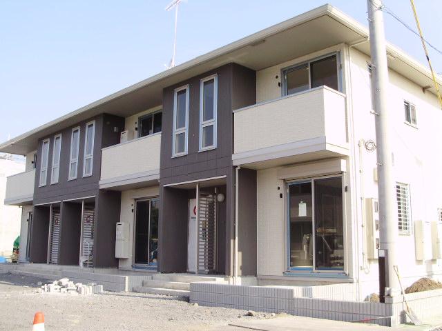群馬県太田市、韮川駅徒歩32分の築7年 2階建の賃貸アパート