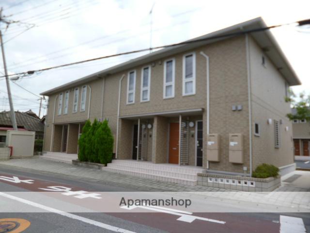 群馬県太田市、太田駅徒歩11分の築6年 2階建の賃貸アパート
