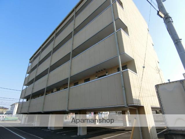 群馬県邑楽郡大泉町、東小泉駅徒歩24分の築10年 5階建の賃貸マンション