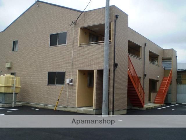 群馬県太田市、野州山辺駅徒歩13分の築6年 6階建の賃貸アパート
