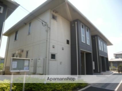 群馬県太田市、木崎駅徒歩5分の築7年 2階建の賃貸アパート