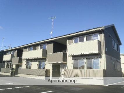 群馬県太田市、野州山辺駅徒歩36分の築6年 2階建の賃貸アパート