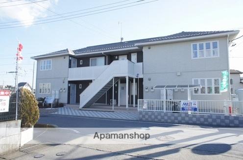 群馬県邑楽郡邑楽町、本中野駅徒歩3分の築5年 2階建の賃貸アパート