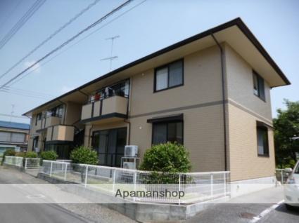群馬県太田市、韮川駅徒歩30分の築17年 2階建の賃貸アパート