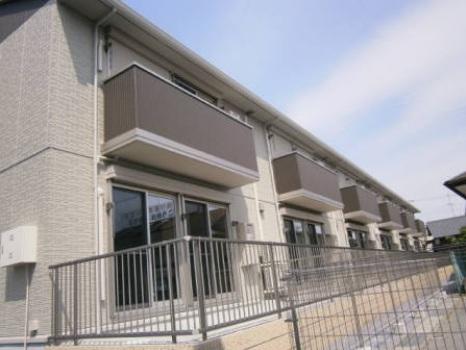 群馬県邑楽郡大泉町、小泉町駅徒歩39分の築4年 2階建の賃貸アパート