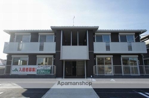 群馬県館林市の築4年 2階建の賃貸アパート