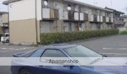 群馬県館林市、成島駅徒歩20分の築34年 2階建の賃貸アパート