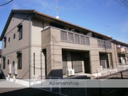 群馬県館林市、茂林寺前駅徒歩20分の築17年 2階建の賃貸アパート