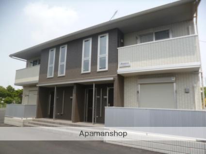 群馬県太田市、細谷駅徒歩19分の築2年 2階建の賃貸アパート